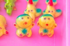 Тайский шарик плакировкой десерта стоковая фотография rf