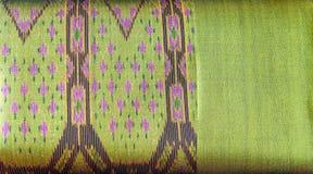 Тайский шелк Стоковые Фотографии RF