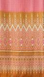 Тайский шелк Стоковая Фотография RF