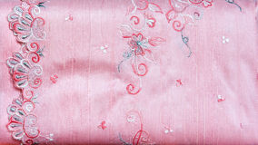 Тайский шелк Стоковое фото RF