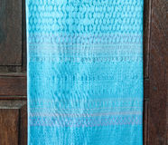 Тайский шелк Стоковые Изображения