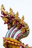 Тайский naga Стоковое Фото