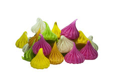 Тайский sweetmeat colorfull Стоковое Изображение