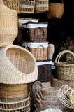 Тайский wicker Стоковая Фотография