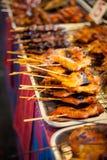 Тайское барбекю цыпленка протыкальника Стоковые Фотографии RF