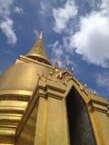 тайское дворца королевское Стоковая Фотография RF
