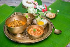 тайское еды северное Стоковое Изображение