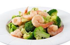 тайское еды здоровое Стоковые Фотографии RF