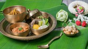 тайское еды северное Стоковые Фото
