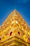 Тайское золотое Bodh Gaya Стоковая Фотография RF