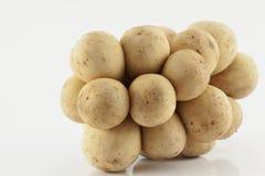тайское изолированное плодоовощ Стоковые Фото