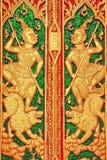 тайское искусства точное Стоковые Фото