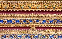 Тайское искусство прессформы типа Стоковые Изображения RF