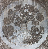 Тайское искусство прессформы типа Стоковое Изображение RF