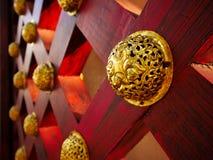 Тайское искусство, тайское ремесло, тайская архитектура Стоковое Фото