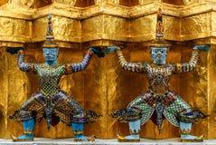 Тайское искусство Стоковые Фото
