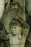 Тайское искусство Стоковые Изображения RF