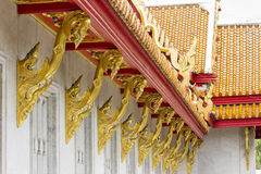 Тайское искусство Kanok Стоковое фото RF