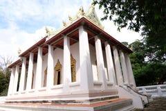 Тайское королевское посвящение Hall от Nonthaburi стоковая фотография