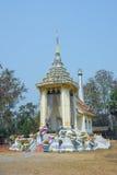 Тайское крематорий стиля Стоковая Фотография RF
