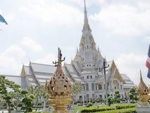 Тайское место Будды виска Стоковая Фотография RF