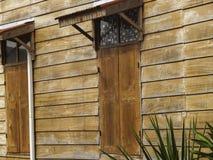 Тайское окна домашнее Стоковые Фото