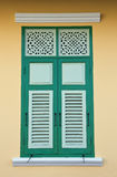 тайское окно Стоковое Изображение RF
