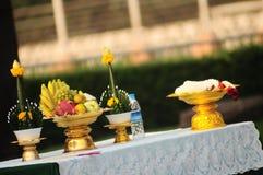 Тайское поклонение духа Стоковое фото RF