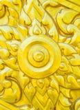 Тайское произведение искусства Стоковые Фотографии RF