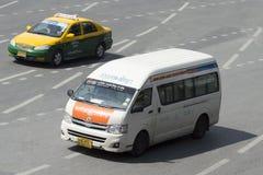 Тайское такси стоковое фото rf