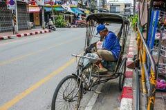 Тайское такси tuk tuk Стоковая Фотография