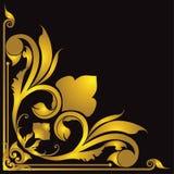 Тайское украшение антиквариата искусства Стоковое Изображение RF