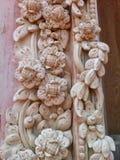 Тайское украшенное искусство Стоковое Изображение RF