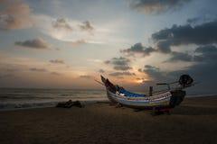 тайское шлюпки длиной замкнутое Стоковые Фото