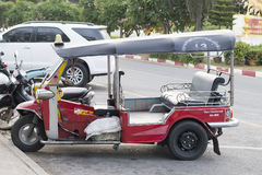 Тайское fuktuk стоковое фото