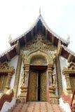 тайское wat Стоковые Фото