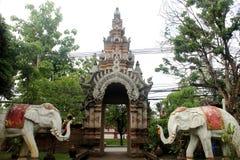 тайское wat Стоковая Фотография