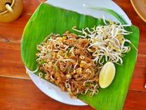 ` Тайской пусковой площадки ` еды тайское Стоковые Изображения
