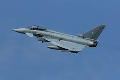 Тайфун 2000 EFA Eurofighter Стоковое Изображение RF