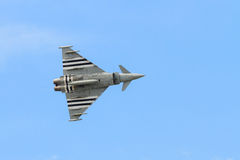 Тайфун Eurofighter военно-воздушных сил Великобритании Стоковые Фото