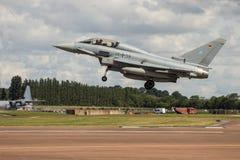 Тайфун Luftwaffe немца Стоковое Изображение