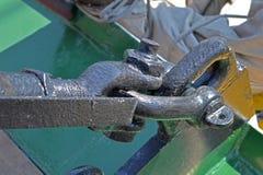 Такелажирование металла Стоковое фото RF