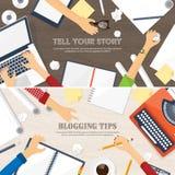 также вектор иллюстрации притяжки corel Плоская машинка Ноутбук Скажите ваш рассказ идентификации Блоги бесплатная иллюстрация