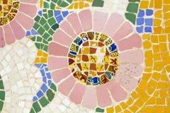 также искусство вызвало мозаику modernist deco Стоковые Изображения RF