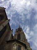 также как место Польша s христианской церков винзавода известное названное старое там возвышаются городок куда zywiec Стоковые Изображения