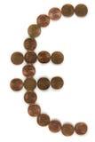 также конструируйте иллюстрацию штольни евро флористическую мою те вектор знаков знака Стоковые Фотографии RF