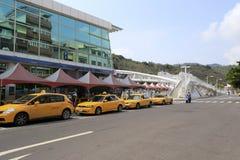 Такси из gushan пристани парома Стоковая Фотография RF