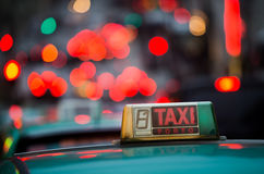 Такси Порту Стоковые Изображения
