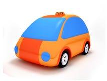 Такси Стоковые Фотографии RF