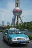 Такси Стоковое Изображение RF